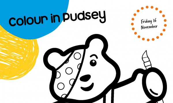 Colour In Pudsey