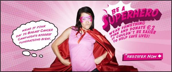 wear it pink advert