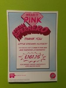 wear it pink 2012